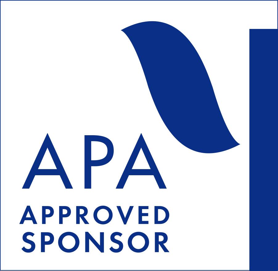 APA approved logo